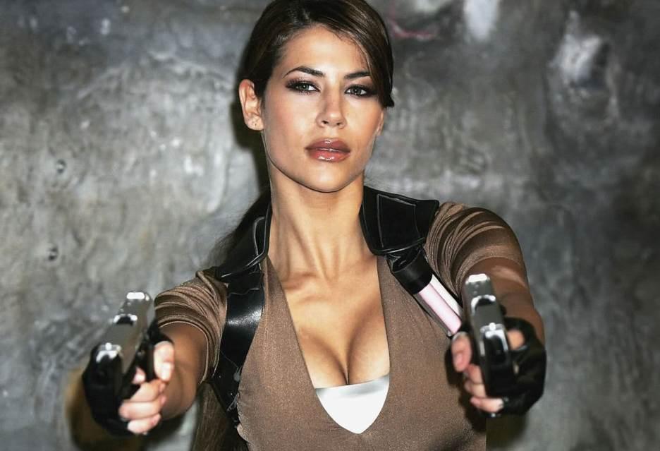 Lara Croft - galeria aktorek i modelek | zdjęcie 21