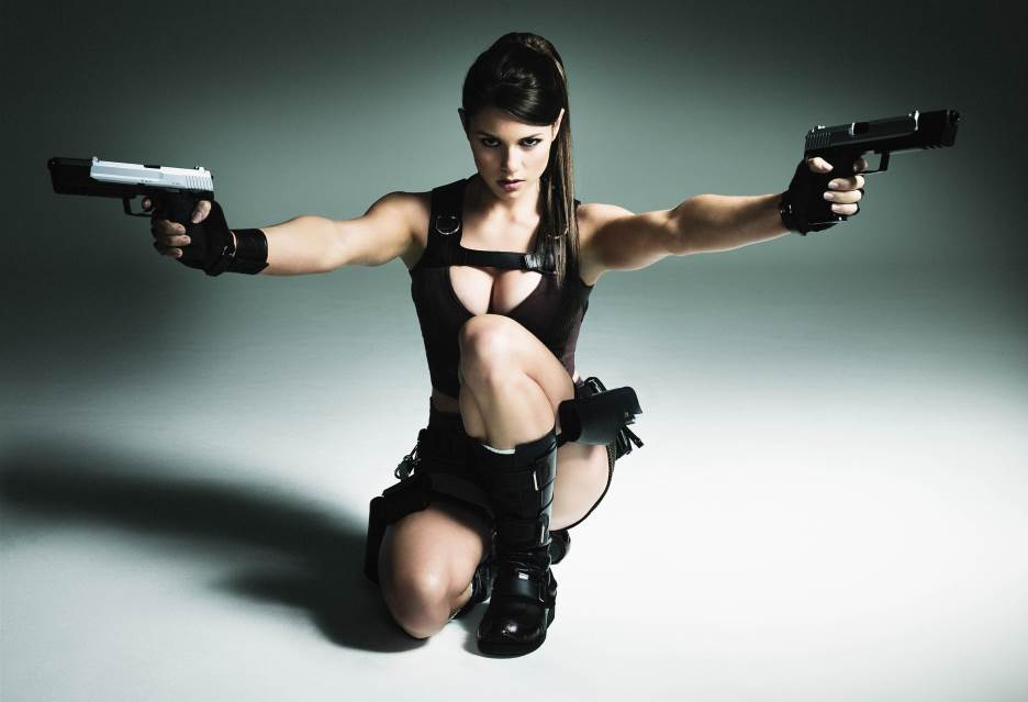 Lara Croft - galeria aktorek i modelek | zdjęcie 23