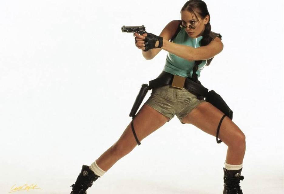 Lara Croft - galeria aktorek i modelek | zdjęcie 13