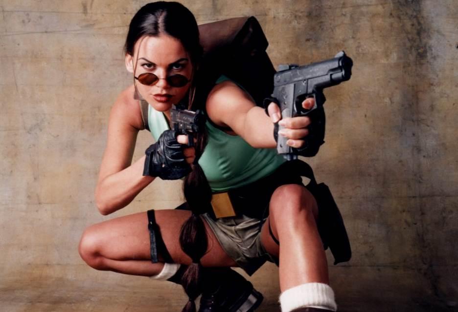 Lara Croft - galeria aktorek i modelek | zdjęcie 10