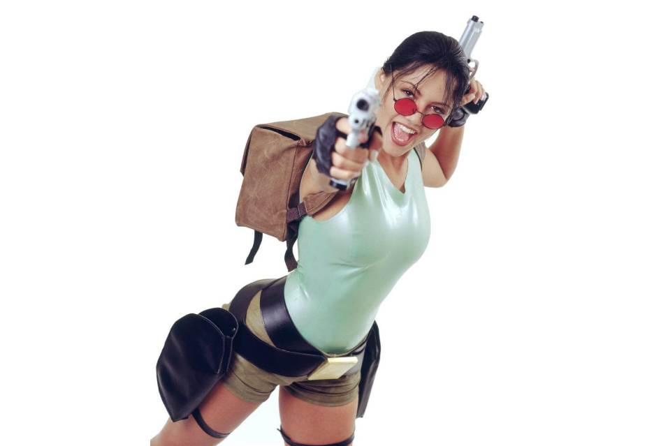 Lara Croft - galeria aktorek i modelek | zdjęcie 15