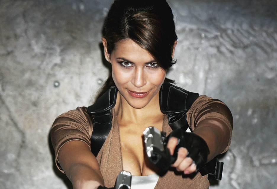 Lara Croft - galeria aktorek i modelek | zdjęcie 20