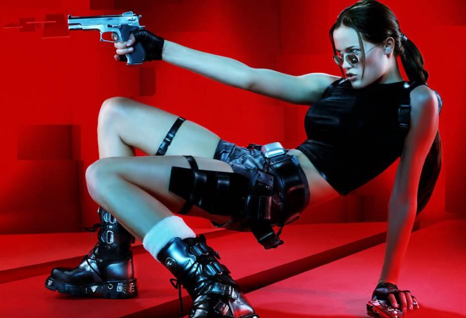 Lara Croft - galeria aktorek i modelek | zdjęcie 17