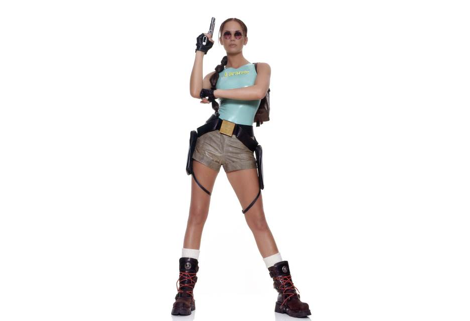 Lara Croft - galeria aktorek i modelek | zdjęcie 12