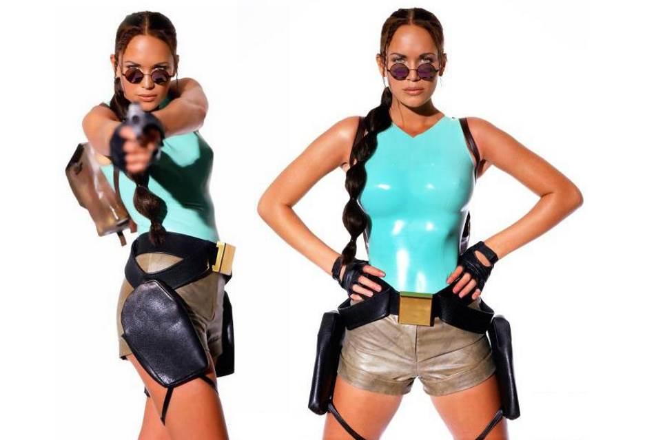 Lara Croft - galeria aktorek i modelek | zdjęcie 11