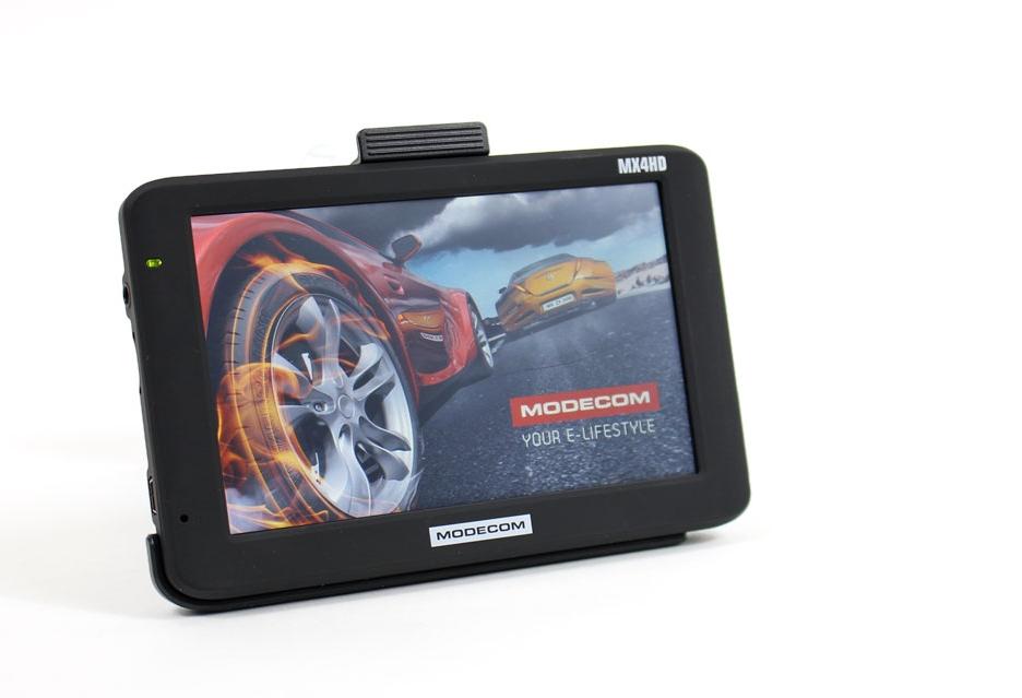 MODECOM FreeWAY MX4HD – test nawigacji samochodowej z AutoMapą | zdjęcie 1