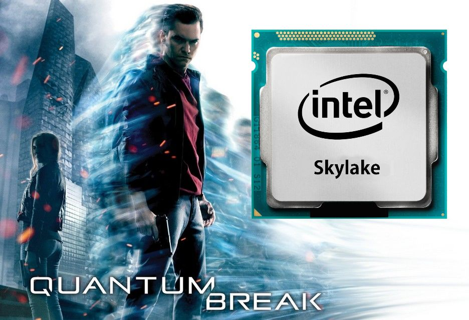 Quantum Break kontra zintegrowana grafika Intel Skylake