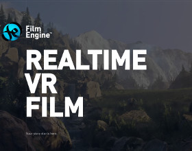 CryEngine do robienia filmów
