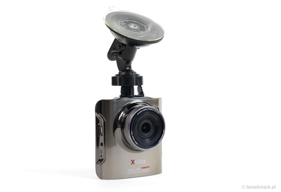 Xblitz Professional P100 - krótki test dobrego wideorejestratora | zdjęcie 1