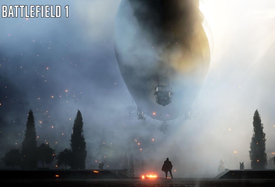 Niezwykle ciepłe przyjęcie Battlefield 1