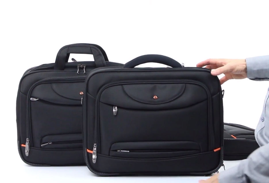 Rzut okiem na torby do laptopów marki D-LEX | zdjęcie 3