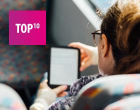 10 najlepszych czytników e-booków
