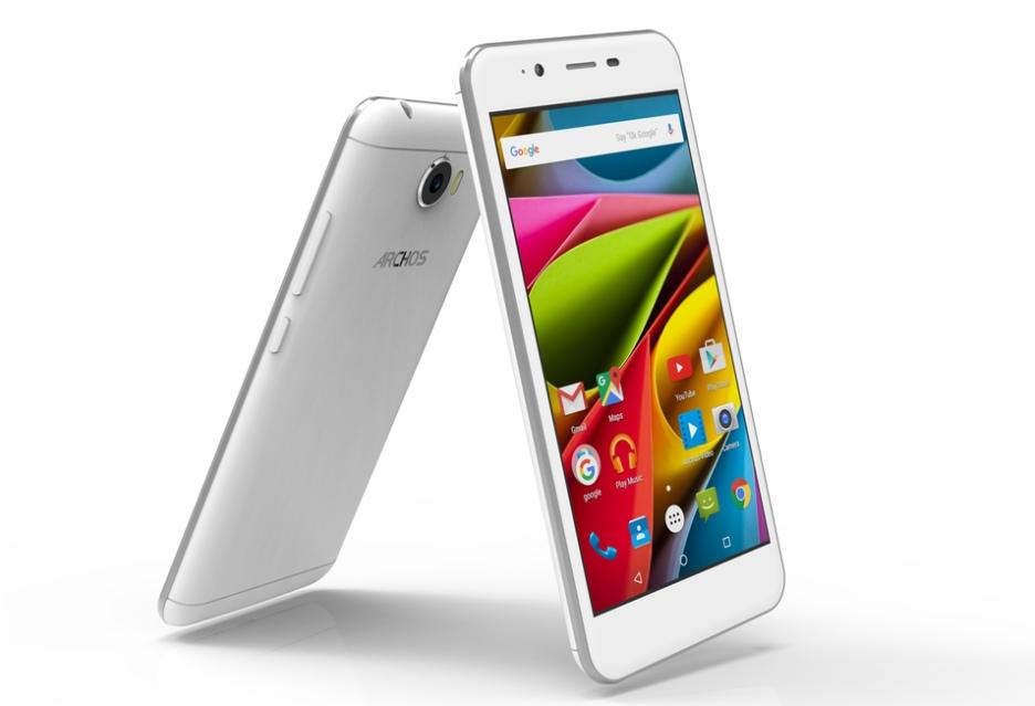 Archos Cobalt - nowa seria smartfonów na naszym rynku