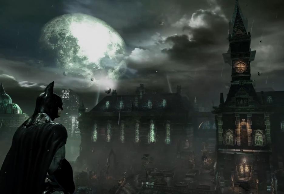 Batman: Return to Arkham - jak bardzo poprawiono grafikę?
