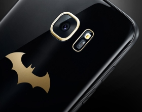 Samsung Galaxy S7 Edge Injustice Edition - dla fanów Batmana