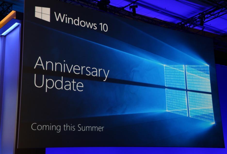 Prace nad Windows 10 Anniversary Update dobiegają końca