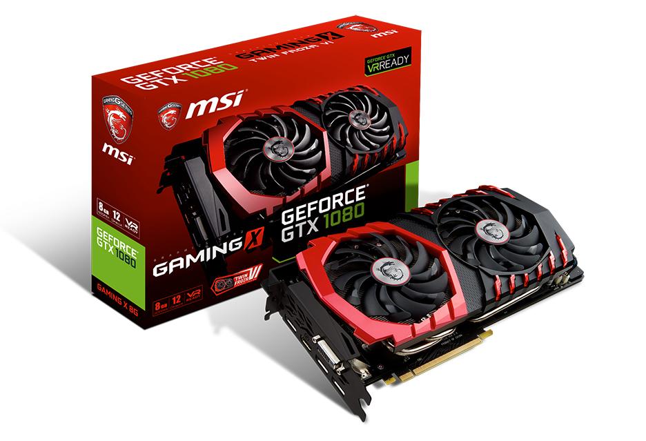 MSI GeForce GTX 1080 Gaming X 8G - premierowy test autorskiej karty | zdjęcie 2