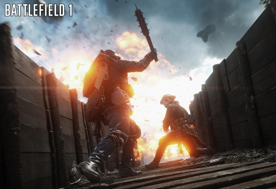 Battlefield 1 ma być wyjątkowo brutalny