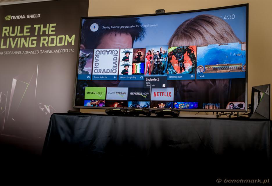 Nvidia Shield Android TV - marzenie każdego telewizora trafia do Polski