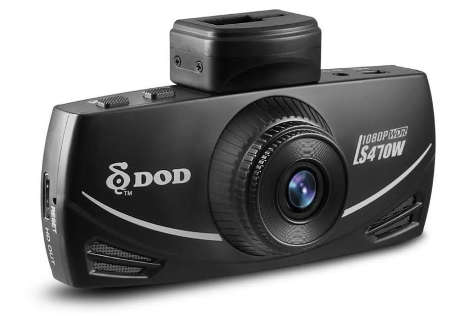 DOD LS470W: samochodowa kamerka Full HD