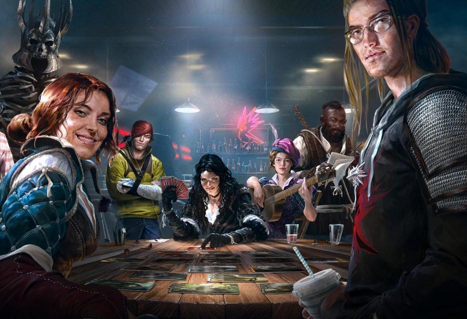 E3 2016: Gwint: wiedźmińska gra karciana - wielu na to czekało