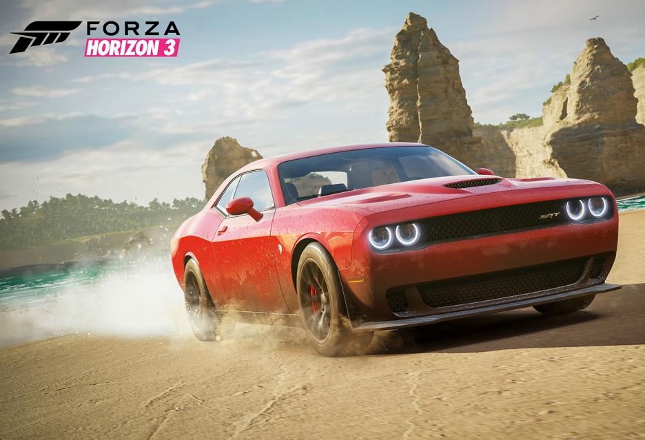 E3 2016: pierwsza wycieczka po świecie Forza Horizon 3