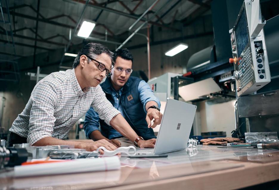 Microsoft Madera - lepsze zarządzanie procesami w biznesie