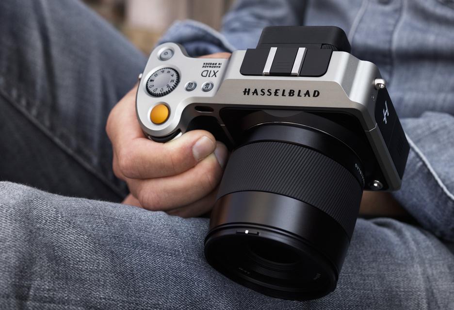 Średnioformatowy bezlusterkowiec 50 Mpix - zrobił go Hasselblad