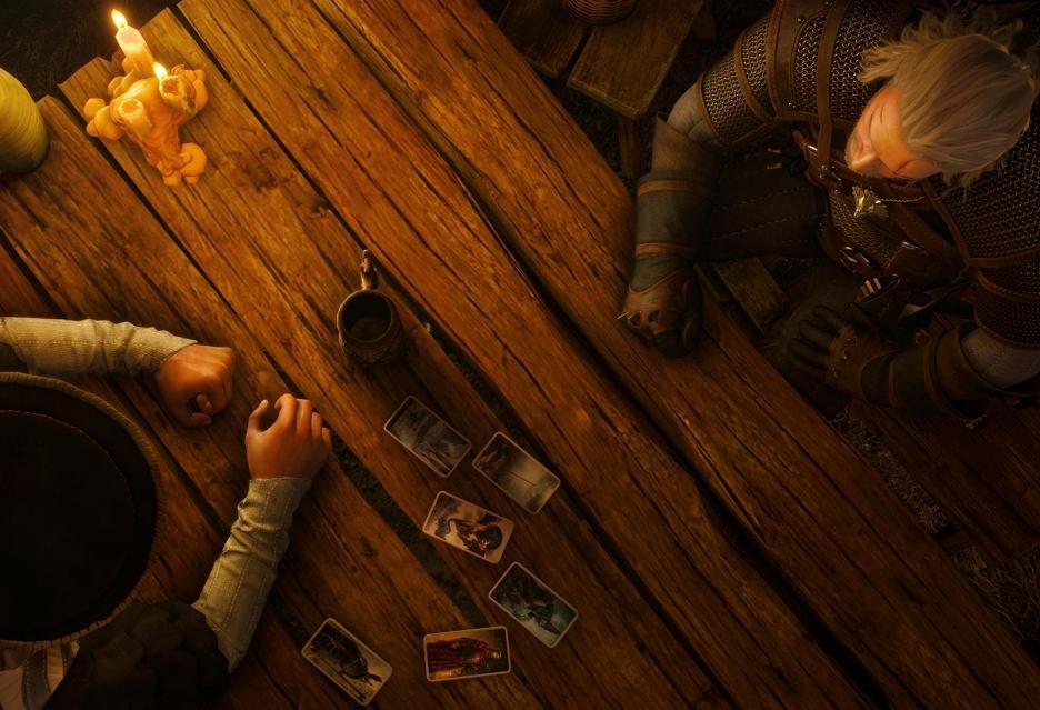 Gwint: wiedźmińska gra karciana ze znanymi nam głosami