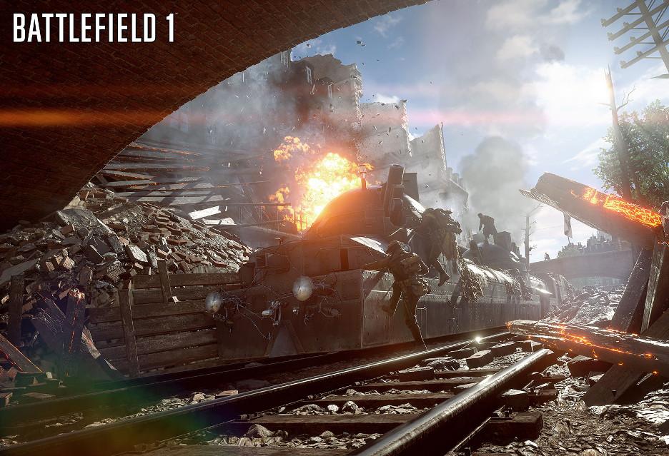 Battlefield 1 - przyjrzyjmy się rozgrywce