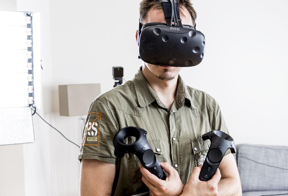 MSI Nightblade MI2C i HTC Vive - brama do rzeczywistości wirtualnej | zdjęcie 3