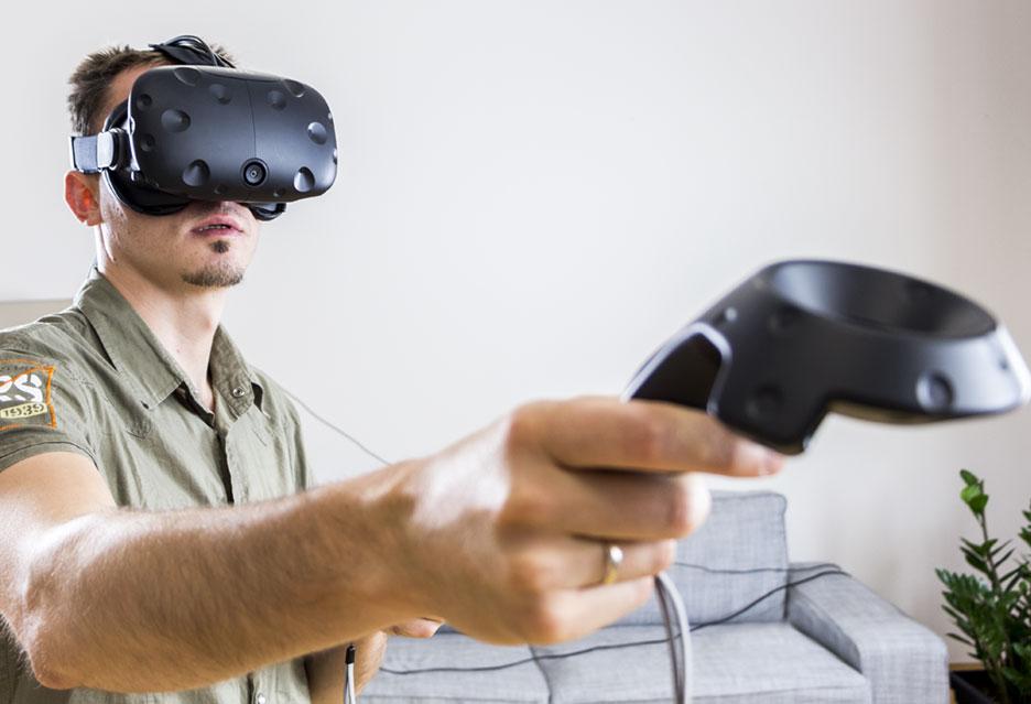 MSI Nightblade MI2C i HTC Vive - brama do rzeczywistości wirtualnej | zdjęcie 2