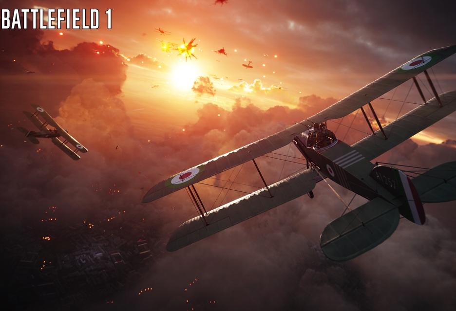 Grafika w wersji alfa Battlefield 1 pod lupą - PC vs konsole