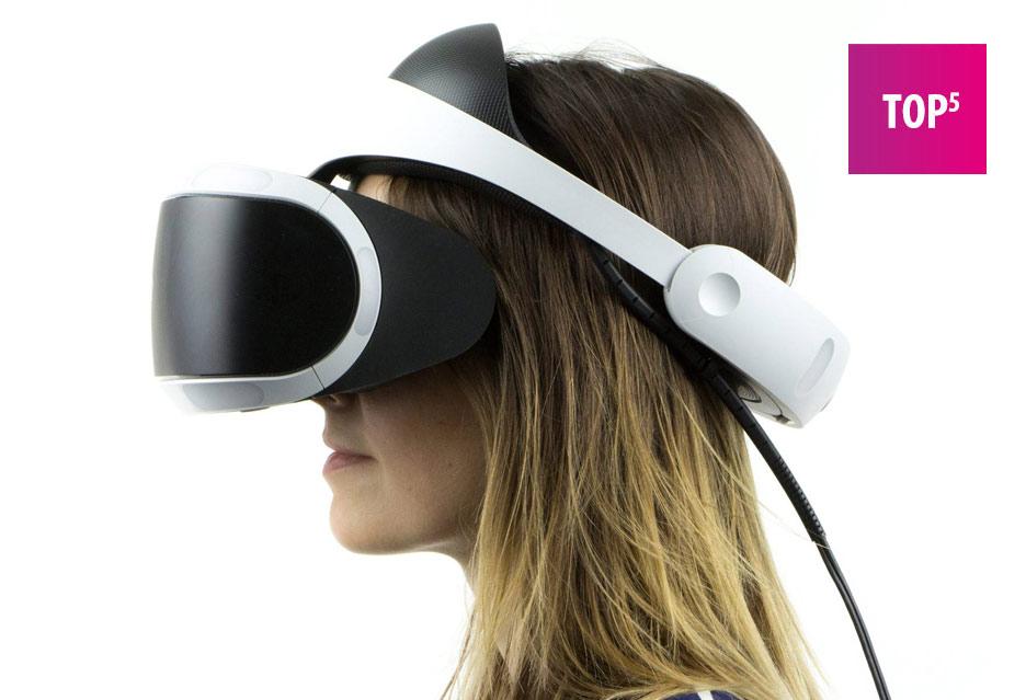 Jakie gogle wirtualnej rzeczywistości? | TOP 5 gogli VR | zdjęcie 1