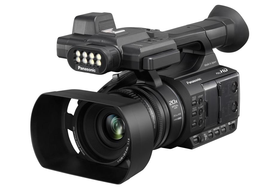 Lekka kamera Panasonic AG-AC30 - dla półprofesjonalnych operatorów filmowych