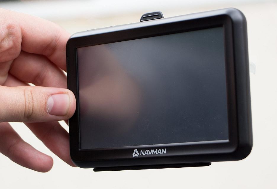 NAVMAN 5000 LM - test taniej nawigacji GPS | zdjęcie 2
