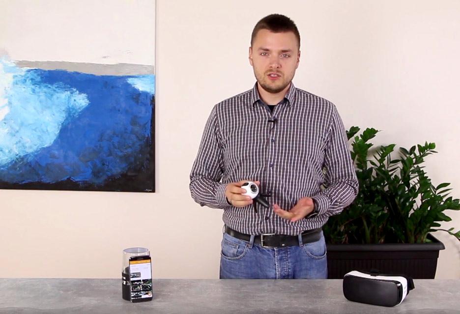 Wideorecenzja: Samsung Gear 360