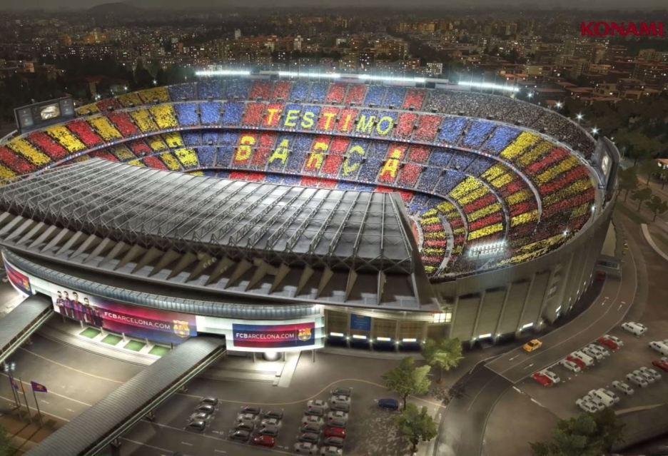 FC Barcelona ma przyciągnąć graczy do PES 2017