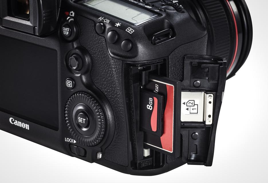 Adapter Wi-Fi mieszczący się slocie kart SD - pomysł Canona