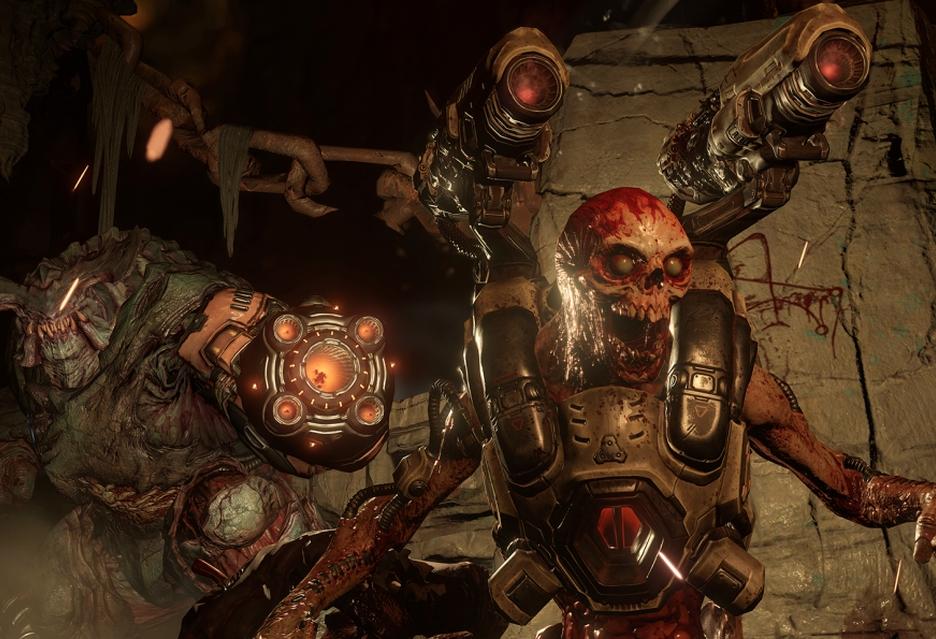 Denuvo złamane w dwóch grach - DOOM i Rise of the Tomb Raider