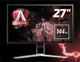 AOC AG271QX – szybki monitor QHD
