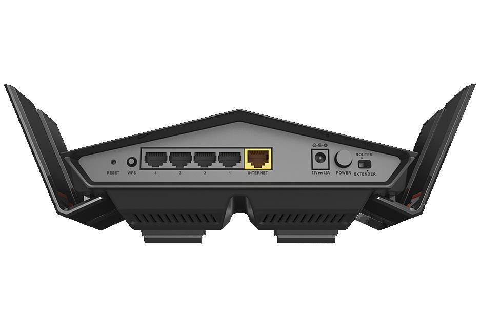 Router D-Link EXO DIR 869 – myśliwiec jasnej strony mocy | zdjęcie 3