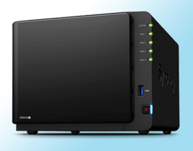 Synology DiskStation DS916+ - NAS w sam raz