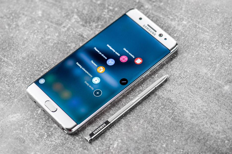 Samsung Galaxy Note 7 – mistrz pióra | zdjęcie 3