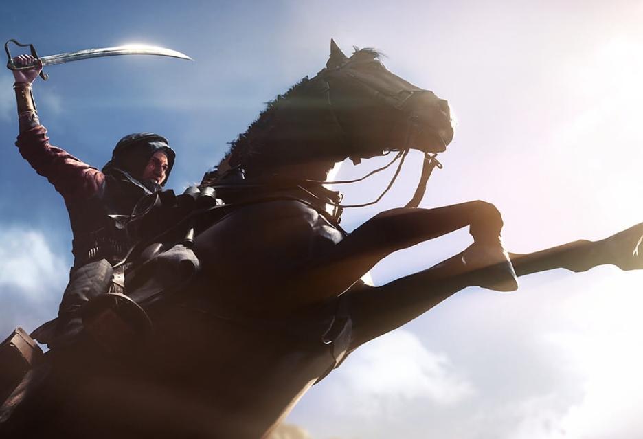 Battlefield 1 ze świetnym materiałem na Gamescom 2016