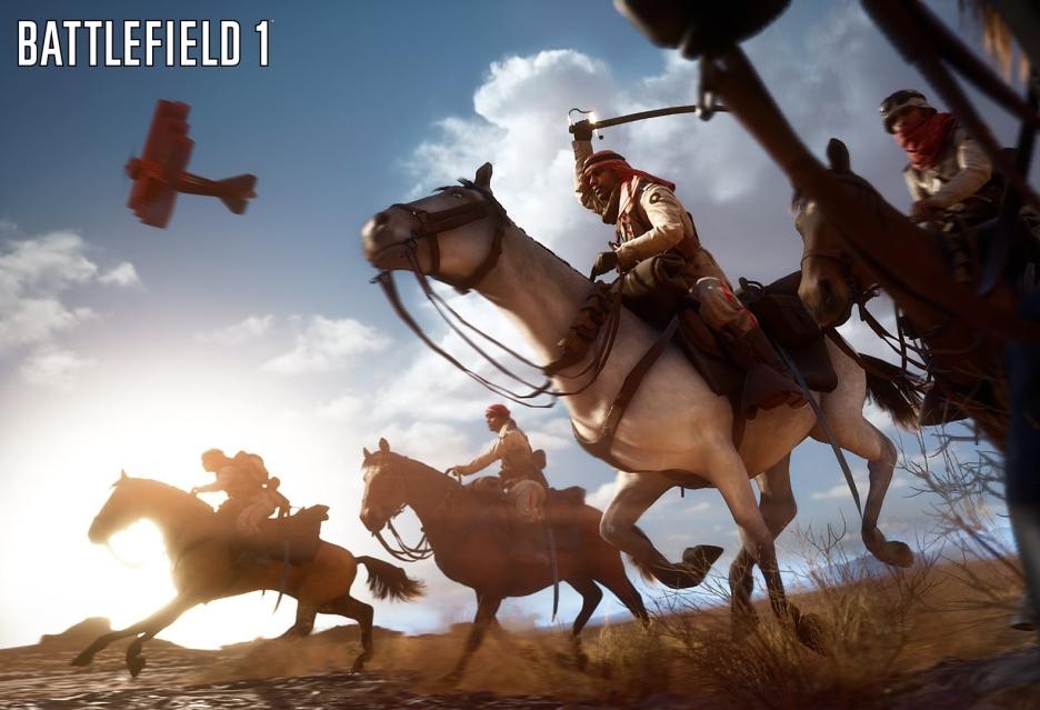 Znamy datę startu otwartej bety Battlefield 1