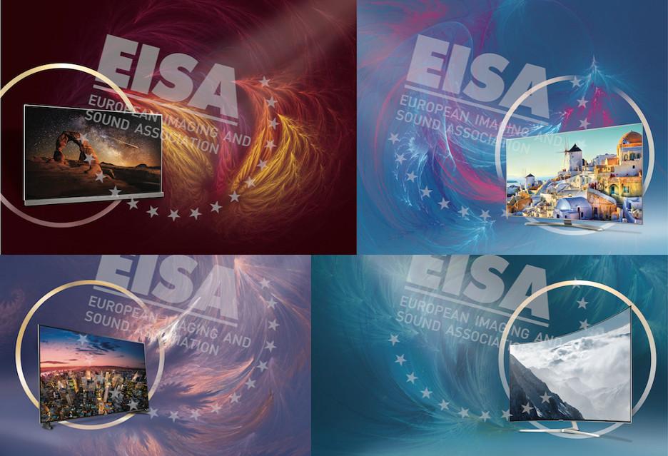 Oto najlepsze telewizory na rynku - EISA Awards 2016-2017