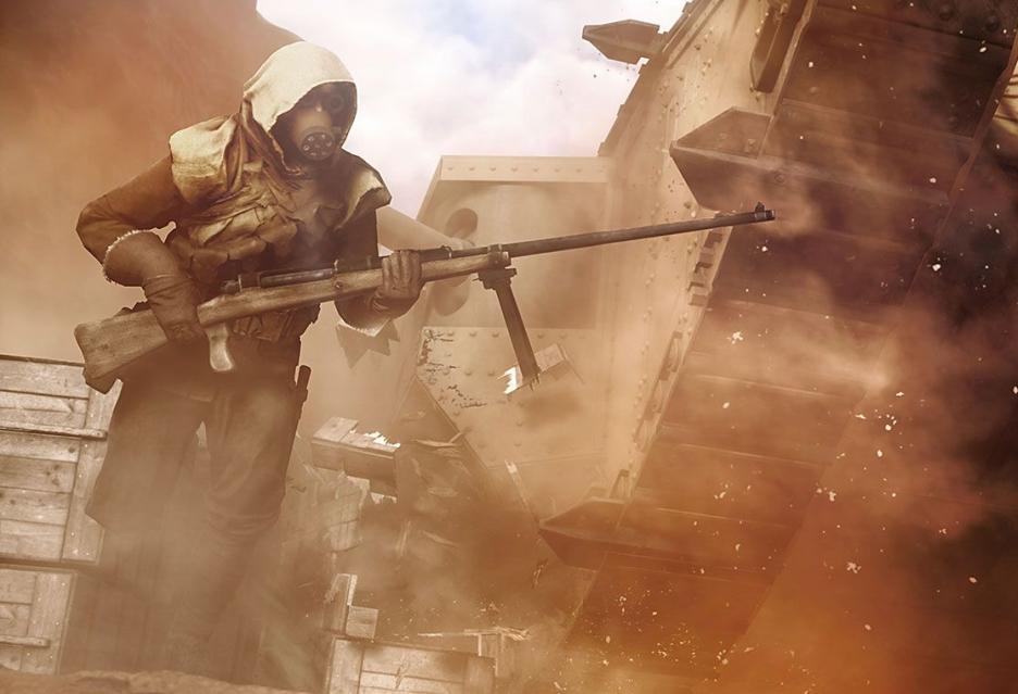 Porcja rozgrywki z Battlefield 1 - wprost z Gamescom 2016
