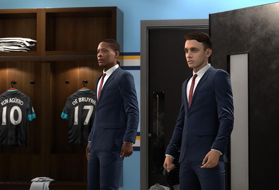 FIFA 17 - futbol w technologii Frostbite