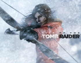 Rise of the Tomb Raider w wersji na PlayStation 4 promowane na Gamescom 2016